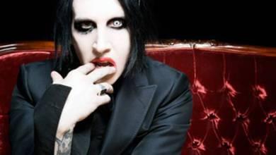 Photo of Música de Fim de Semana: Marilyn Manson em Casa da Colina!