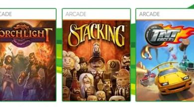 Photo of Deal of Week: Stacking e Torchlight, e bons DLCs, são as atrações dos descontos semanais da Live! [X360]