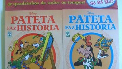 Foto de Nas Bancas: Pateta Faz História! Galeria de Fotos!