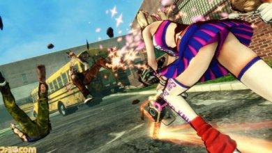 Photo of Lollipop Chainsaw: Armas para quê? Vamos combater a resistência zumbi com purpurina! [PS3/X360]