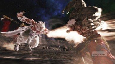 Photo of Asura's Wrath: O combate entre o mestre e o aluno é o mais quente até o momento! [PS3/X360]
