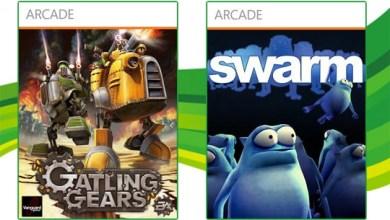 Photo of Live Arcade: Gatling Gears e Swarm caem de preço! Reduziu por que o preço era salgado demais? [X360]