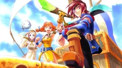 Photo of Wallpaper do dia: Skies of Arcadia!