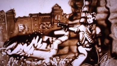 Photo of Quebrando as barreiras da arte com Uncharted 3 e um punhado de areia! [PS3]