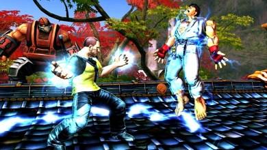 Foto de Extra! Extra! Cole MacGrath espanca Ryu no mais novo trailer de SFXT! [PS3/PSV/X360] [TGS 2011]