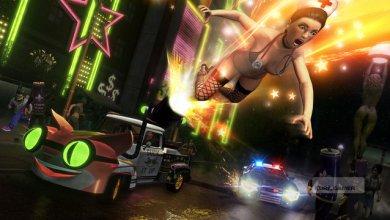 Foto de Saints Row The Third: Veículos fora do comum e um pouco de física distorcida! [PS3/X360/PC]