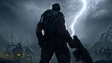 Photo of Wallpaper do dia: Gears of War 3!