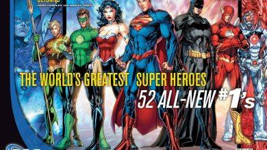 Photo of The New 52, um mês depois: os erros, acertos e polêmicas do reboot da DC! [Opinião]