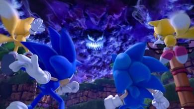 Foto de Sonic Generations também fará os fãs reviverem as batalhas mais épicas do ouriço! [PS3/X360/PC]