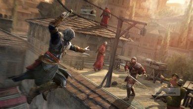 Photo of As mãos vermelhas estão prontas para a ação em Assassin's Creed Revelations!