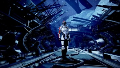 Photo of Wallpaper do dia: Mass Effect 2!