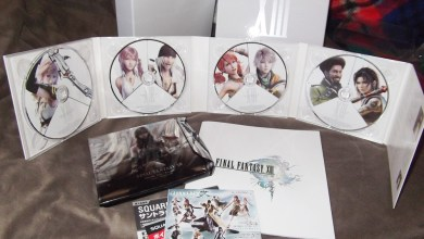 Photo of Dia de correio! Final Fantasy XIII Limited Edition OST! [Unboxing] [Fotos]