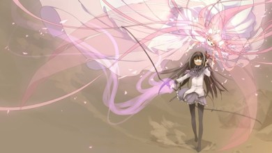 Foto de Wallpaper do dia: Madoka Magica!