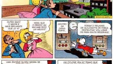Foto de Prévia: Almanaque do Tio Patinhas nº 5 – Dez/11