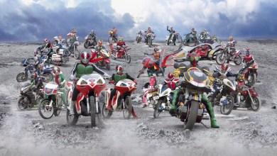 Photo of Kamen Riders e Super Sentais se unem!
