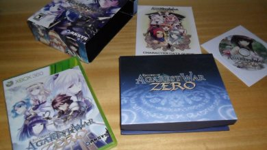 Photo of Dia de correio: Record of Agarest War Zero