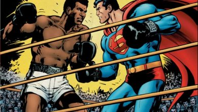 Foto de Um duelo inesquecível retorna às bancas e livrarias: Superman vs. Muhammad Ali! [HQ]