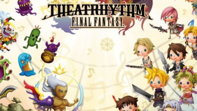 Photo of Theatrhythm Final Fantasy vale um 3DS!