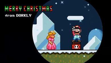 Foto de Dorkly Bits: A noite antes do natal do Mario!