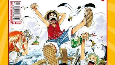 Photo of Capas de One Piece pela Panini são reveladas