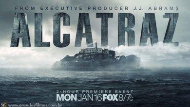 Foto de Papo de Série – Alcatraz 1.01!