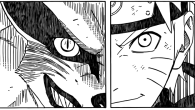 Photo of Conversa de Mangá: Naruto 571 – Bijuu Mode