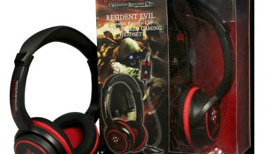 Photo of Eis que surge um headset de Resident Evil !