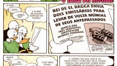 Photo of Prévia: Almanaque do Pato Donald nº 6 – Fev/12