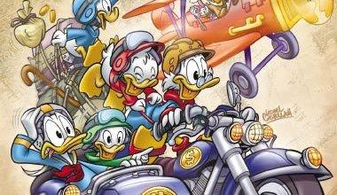 Photo of HQs Disney trazem novidades em abril/2012