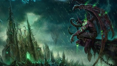Foto de Wallpaper de ontem: World of Warcraft!