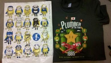 Photo of Dia do Correio: Camisetas e Blu-Ray!