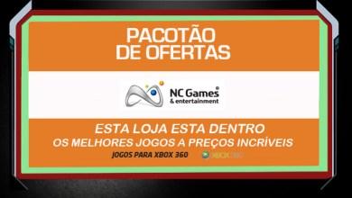 Foto de Pacotão de Ofertas da NC Games no Ponto Frio