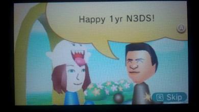 Photo of 3DS: Um ano do portátil!