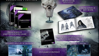 Photo of Eis a Collector's Edition de Darksiders II