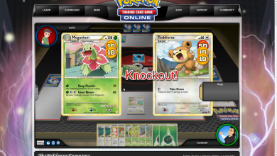 Photo of Jogue Pokemon Card Game Online!