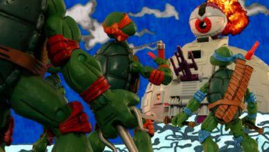 Photo of Refazendo a abertura de Tartarugas Ninja!