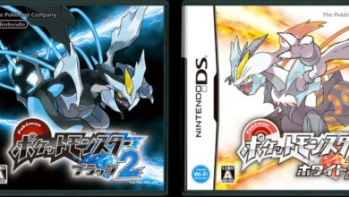 Foto de Novidades de Pokémon Black and White 2! (+)