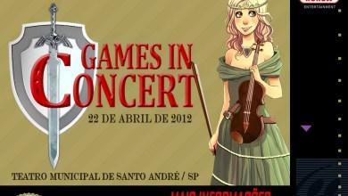 Photo of Games In Concert – Eu Fui!
