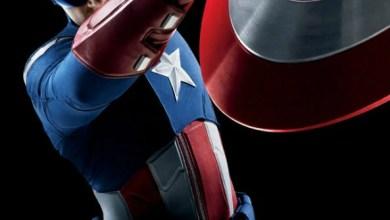 Photo of Os Vingadores: Capitão América