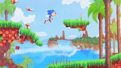 Photo of Wallpaper de ontem: Sonic!