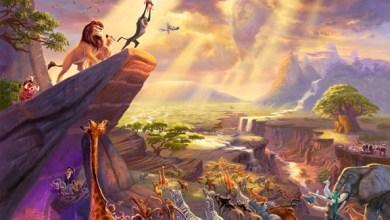 Foto de Wallpaper de ontem: Rei Leão!