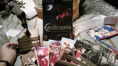 Foto de Dia de Correio: Castlevania, TotA, Steins e FF7!