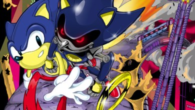 Photo of Um pouco de Sonic CD!