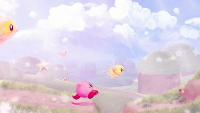 Photo of Wallpaper de ontem: Kirby!