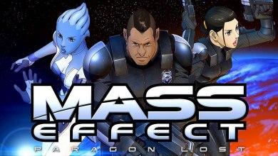 Foto de O anime de Mass Effect já tem trailer! (Paragon Lost)