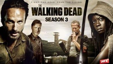 Photo of Mais zumbis na Terceira Temporada de The Walking Dead!