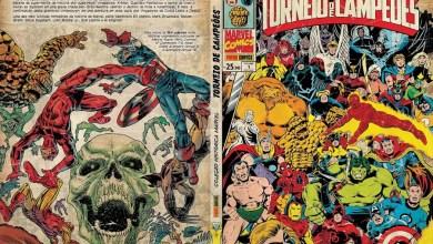 Foto de Reviewídeo – Coleção Histórica Marvel