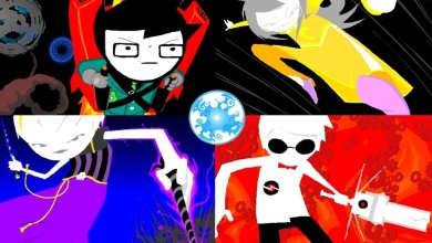 Foto de Webcomics – Indicando Homestuck