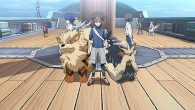 Foto de Trailer animado de Pokemon Black & White 2