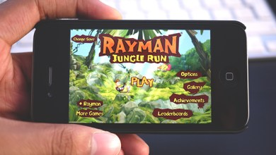 Foto de Rayman Jungle Run custa R$ 6 e faz bonito!